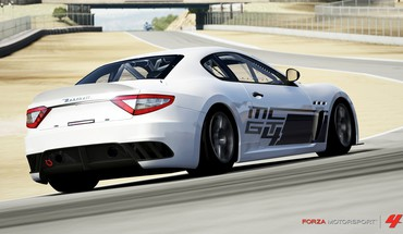 Видео игры Maserati Xbox 360 Forza Motorsport 4  HD wallpaper