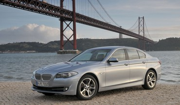 Bmw 5 series cars HD wallpaper