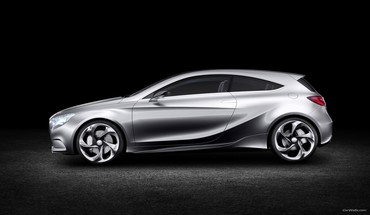 1956 mercedesbenz cars class concept art HD wallpaper