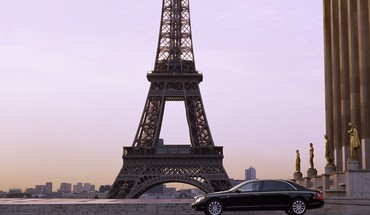 Eiffel tower cars vehicles HD wallpaper