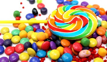 Sugar sweets candies HD wallpaper