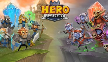 Video games hero academy HD wallpaper