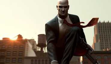 Video games hitman HD wallpaper
