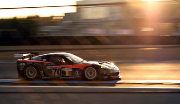 Corvette cars racing HD wallpaper