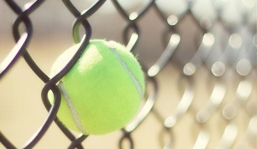Fences balls tennis HD wallpaper