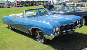 1967 Buick Wildcat convertible  HD wallpaper
