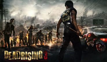 Capcom dead rising xbox one 3 game HD wallpaper