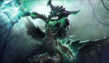 Video Spiele Dota 2 outworld Fresser  HD wallpaper