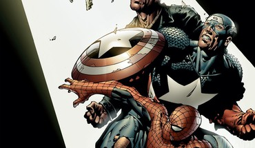 Marvel comics HD wallpaper