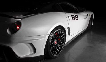 Cars ferrari 599 vorsteiner HD wallpaper