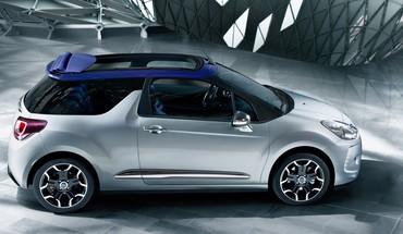 Voitures Citroën «n citroen ds3 cabrio  HD wallpaper