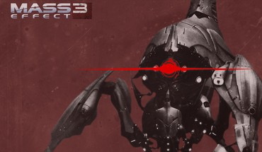 Reaper mass effect 3 HD wallpaper
