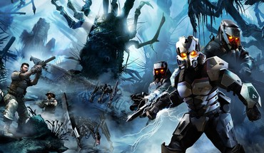 Killzone 3 soldiers video games HD wallpaper