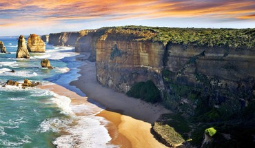 The twelve apostles victoria HD wallpaper