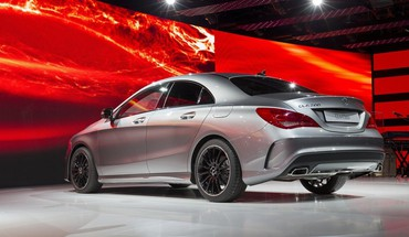 Amg Autoshow Mercedes-Benz automobilius CLA 200  HD wallpaper