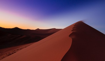 Deserts dunes sand HD wallpaper