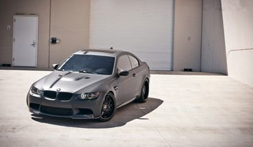 Bmw gray HD wallpaper