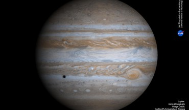Jupiter outer space science fiction HD wallpaper