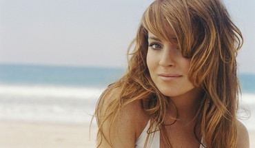 Lindsay HD lohan  HD wallpaper