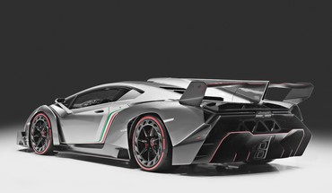 Automobiliai Lamborghini super Veneno  HD wallpaper