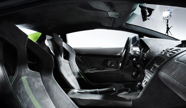Lamborghini gallardo lp5704 superleggera car interiors HD wallpaper