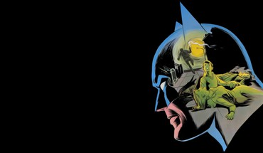 Batman brain HD wallpaper