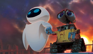 Abstract wall-e HD wallpaper