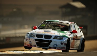 Bmw championship touring wtcc HD wallpaper