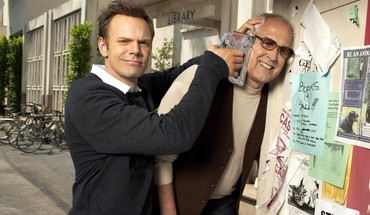 Chevy chase community joel mchale actors bicycles HD wallpaper