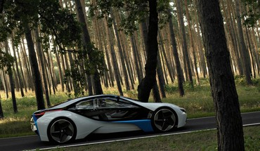 BMW Concept de vision voiture  HD wallpaper