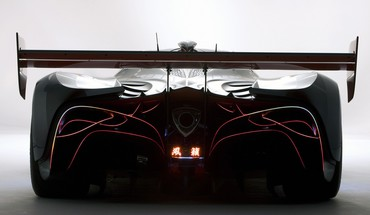 Mazda furai back view cars concept art HD wallpaper