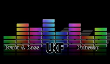 Dubstep ukf gradient equalizer genre electronic music HD wallpaper