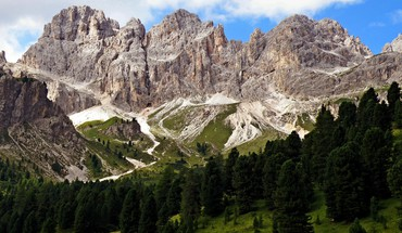 Mountains landscapes nature italy alps HD wallpaper