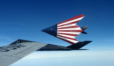 Air force lockheed f-117 nighthawk aviation redneck HD wallpaper