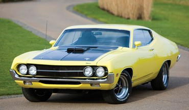 Cars ford chevrolet dodge muscle car HD wallpaper