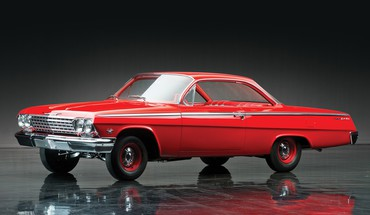 Chevrolet bel air sport coupe HD wallpaper