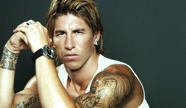 ramos Sergio tatouage  HD wallpaper