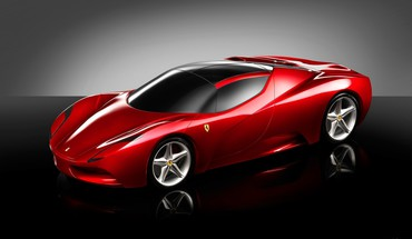 Cars ferrari concept HD wallpaper