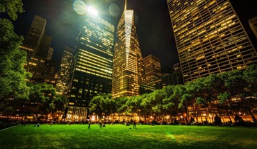 New york city park HD wallpaper