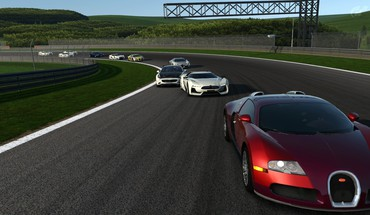 GT5 Gran Turismo 5 Playstation 3 voitures circuits  HD wallpaper