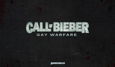 Of duty modern warfare parody justin bieber HD wallpaper