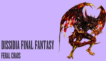 Chaos Dissidia: Final Fantasy  HD wallpaper