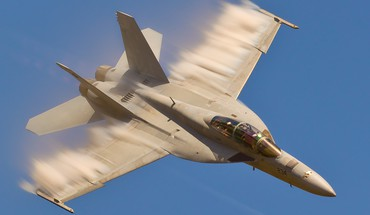 Military people f18 hornet sound barrier fighters jet HD wallpaper