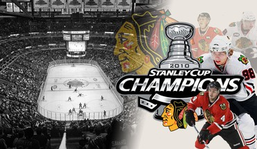 Blackhawks de Chicago  HD wallpaper