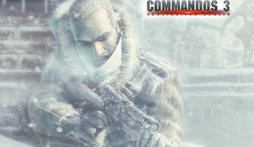 Video games retro sniper commandos game HD wallpaper