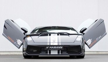 Lamborghini Gallardo Hamann auto  HD wallpaper