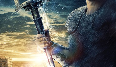 Poseidon artwork HD wallpaper
