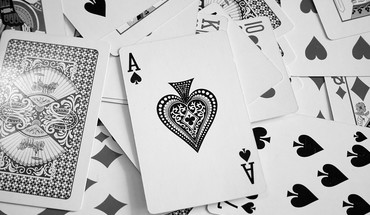 Ace cards karty pik poker HD wallpaper