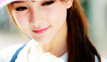 Chinese asian girls HD wallpaper