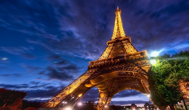 Beautiful paris HD wallpaper